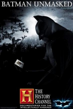 Poster Batman Unmasked