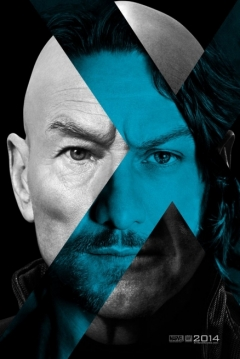 Poster X-Men: D�as del Futuro Pasado