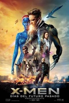 Poster X-Men: Días del Futuro Pasado
