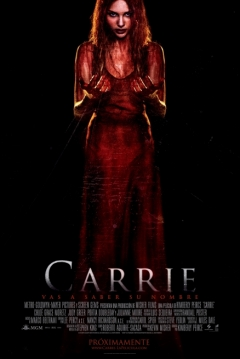 Poster Carrie (Remake)