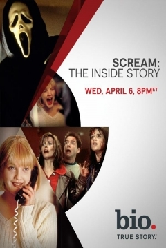 Poster Scream: The Inside Story