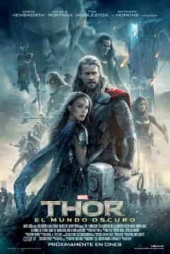 Ficha Thor: El Mundo Oscuro (Thor 2)