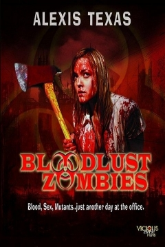 Poster Bloodlust Zombies
