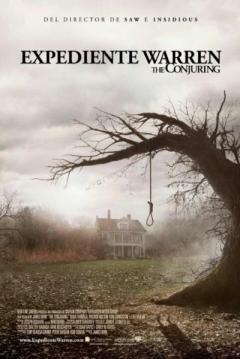 Poster Expediente Warren: The Conjuring