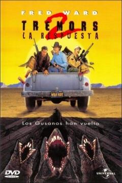 Poster Temblores 2: La Respuesta