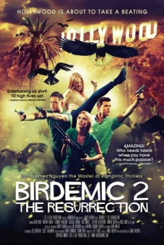 Poster Birdemic 2: The Resurrection