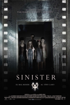 Poster Sinister