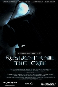 Poster Resident Evil: El Renacimiento