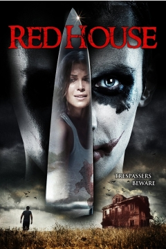 Poster Red House