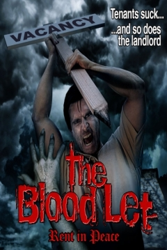 Poster The Blood Let