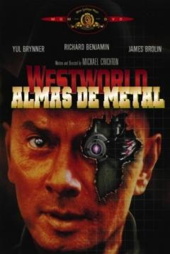 Poster Westworld, Almas de Metal
