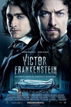 Ficha Victor Frankenstein