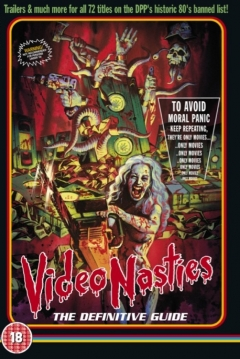 Poster Video Nasties: Moral Panic, Censorship & Videotape