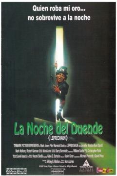 Poster Leprechaun: La Noche del Duende