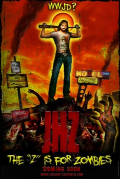 Poster Jesus Hates Zombies
