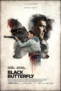 Poster Black Butterfly (Remake)