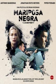 Poster Mariposa Negra