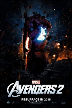 Poster Los Vengadores 2