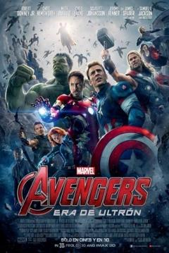 Poster Los Vengadores 2: La Era de Ultrón
