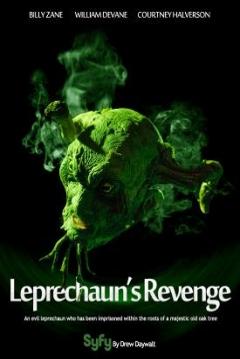 Poster Leprechaun's Revenge