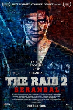 Poster The Raid 2 (Berandal)
