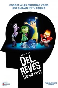 Poster Del Revés (Inside out)