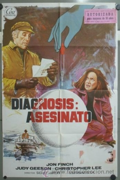 Poster Diagnosis: Asesinato (Autopsia de un Asesinato)