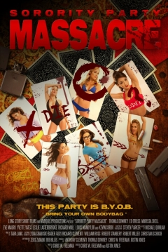 Poster Sorority Party Massacre