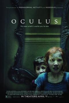 Poster Oculus: El Espejo del Mal
