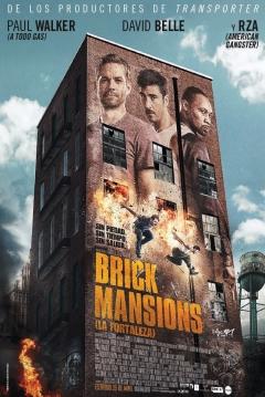 Poster Brick Mansions (La Fortaleza)