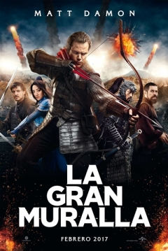 Poster La Gran Muralla