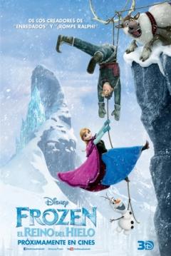 Poster Frozen: El Reino del Hielo