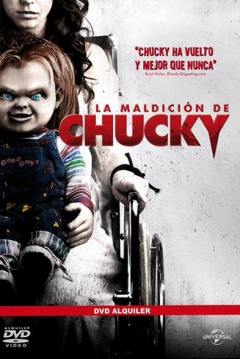 Poster La Maldici�n de Chucky