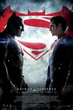 Poster Batman v Superman: El Amanecer de la Justicia