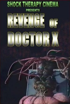 Poster La Venganza del Doctor X