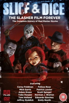 Poster Slice and Dice: The Slasher Film Forever