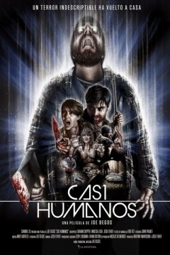 trailer de Casi Humanos (Almost Human)
