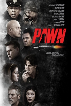 Poster Asedio (Pawn)