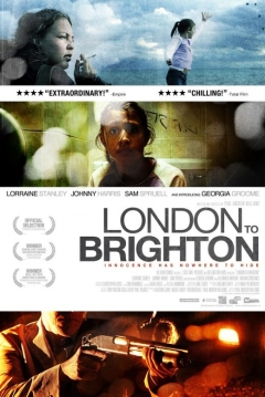 Poster London to Brighton
