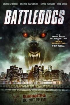 Poster Perros de Batalla (BattleDogs)