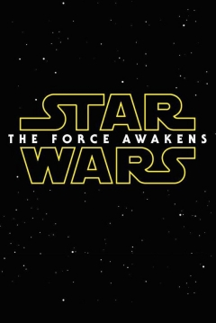 Poster Star Wars: Episodio 7 - The Force Awakens