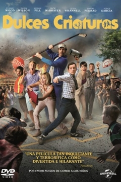 Poster Dulces criaturas (Cooties)