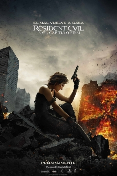Poster Resident Evil 6: El Cap�tulo Final