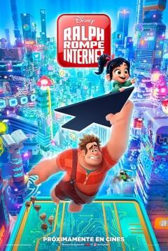 Poster Ralph Rompe Internet: Rompe Ralph 2