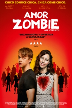 Poster Amor Zombie