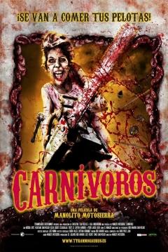 Poster Carn�voros