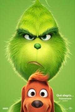 Poster El Grinch