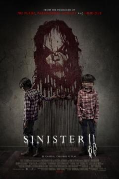 Poster Sinister 2