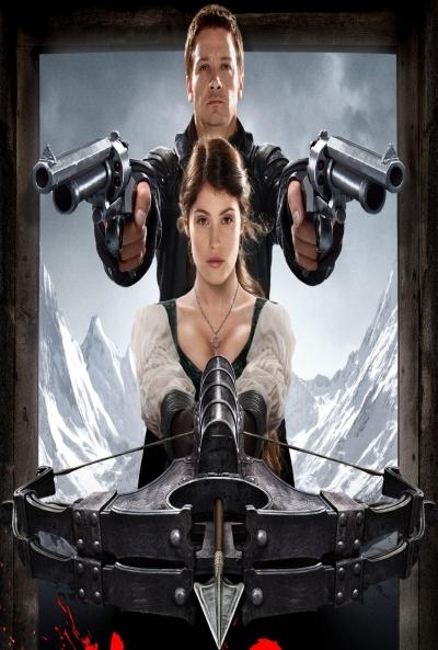 Poster Hansel y Gretel: Cazadores de Brujas 2