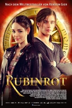 Poster Ruby: La Ultima Viajera del Tiempo
